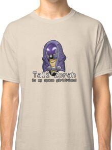Tali is My Space Girlfriend Classic T-Shirt