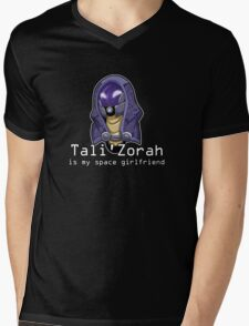 Tali is My Space Girlfriend Mens V-Neck T-Shirt