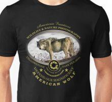 american wolf Unisex T-Shirt