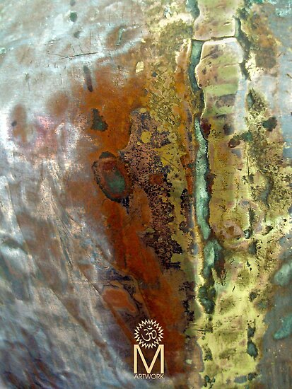 COPPER-SCAPE by laureen warrington