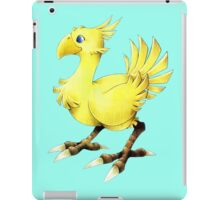 Chocobo Final Fantasy iPad Case/Skin