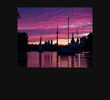 Toronto Skyline - the Boats Are Coming In Unisex T-Shirt