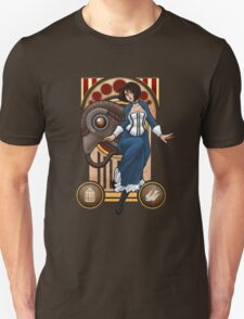 Bioshock Infinite - Elizabeth and Songbird Nouveau T-Shirt