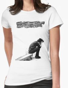 Brutal Love Womens Fitted T-Shirt
