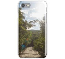 Road to San Roque iPhone Case/Skin
