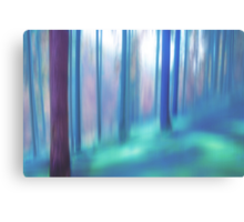 forest impressions V Canvas Print
