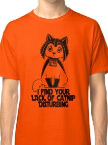 Darth Kitty Classic T-Shirt