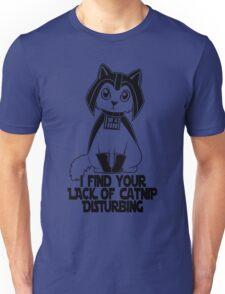 Darth Kitty Unisex T-Shirt