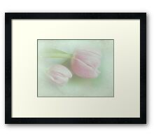 Only in dreams...... Framed Print