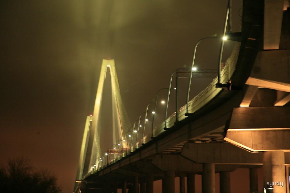 Etheral Bridge by syndy