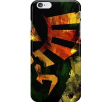 The Power Of Three (Dark World Ed.) iPhone Case/Skin