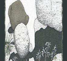 A Boulder Composition * by James Lewis Hamilton