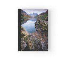 River Etive towards Ben Starav  Hardcover Journal