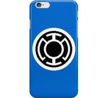 Blue Lantern Corps iPhone Case/Skin