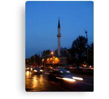 İstanbul Canvas Print