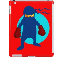 Ninja by Chillee Wilson iPad Case/Skin