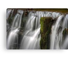 Stockghyll Force.... Pt3. Canvas Print