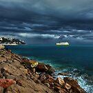 Nice, Cote D'Azur by Gyuri Nagy