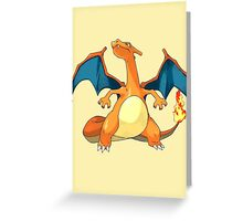 Pokemon  Greeting Card