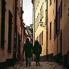 Stockholm's streets by Jean  Malnory
