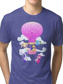 Balloon Buddies Tri-blend T-Shirt