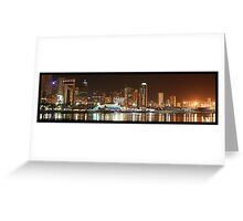 Durban Panorama Greeting Card