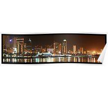 Durban Panorama Poster