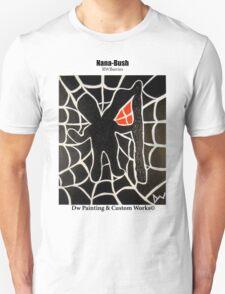 Nana-Bush (RWBseries) © Black Lettering T-Shirt