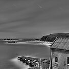 Old Lifeboat Station, Lizard Point, Cornwall, England by Bob Culshaw
