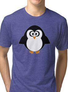Penny Penguin Tri-blend T-Shirt