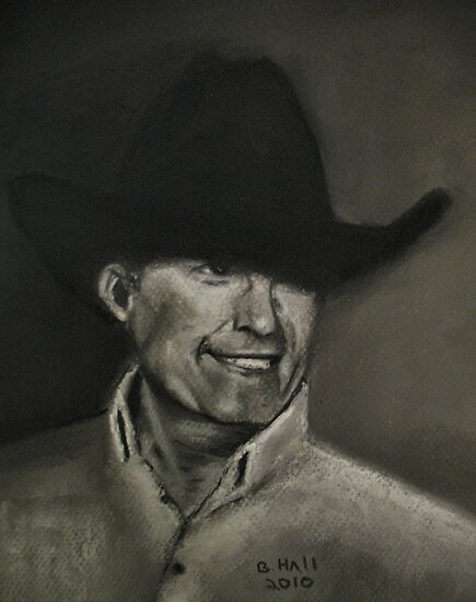 George Strait by © Bob Hall