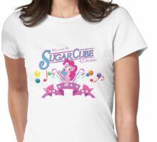 Sugarcube Corner Womens Fitted T-Shirt