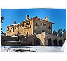 Marland Mansion Estate Poster