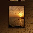 Thank You Card by SNAPPYDAVE