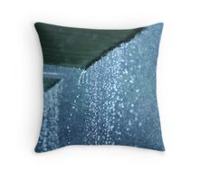 Blustery Day Throw Pillow