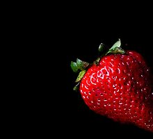 Strawberry by Lynne Morris