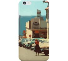 Busy Street iPhone Case/Skin