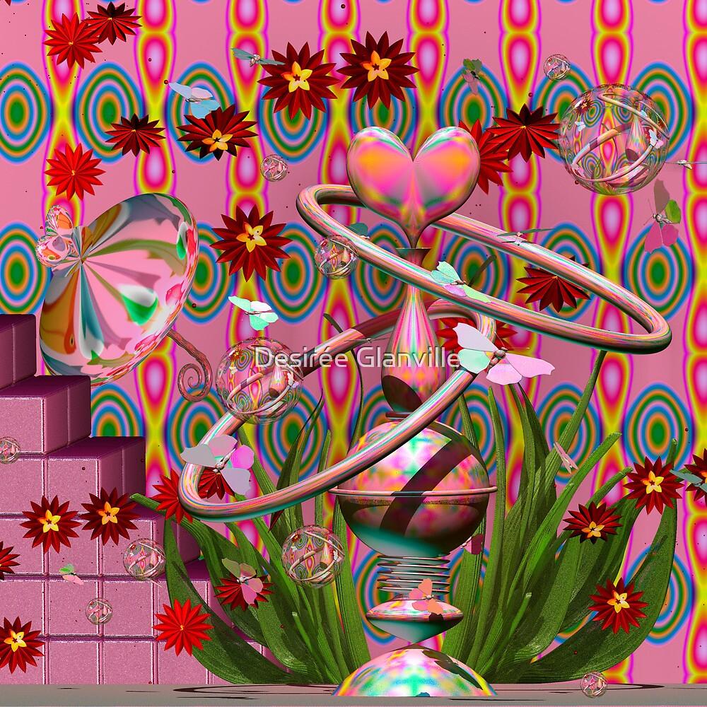 Beep Beep Love by Desirée Glanville