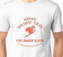 Fire Dragon Slayer - Normal Unisex T-Shirt