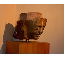 Etruscan Beauty Photographic Print