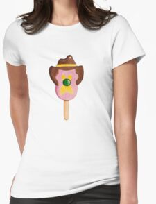 Bubble O'Bill Womens Fitted T-Shirt