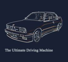 BMW E30 M3 by hottehue
