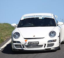 PORSCHE GT3 996 - ALL DOWN HILL FROM HERE   by Ian Nichols