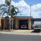 Moruya 384 Fire Station by roybob