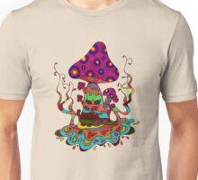 Mushroom Head Unisex T-Shirt