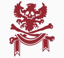 Waylon/Finn Deathskull Wifebeater Logo From Advance Wars by MonstaRr