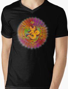 Lucky's Rainbow Soul Mens V-Neck T-Shirt