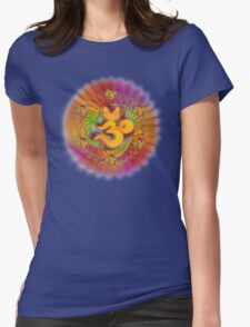 Lucky's Rainbow Soul Womens Fitted T-Shirt