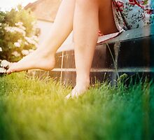 Lomo - Chit chat by Thomas Spiessens