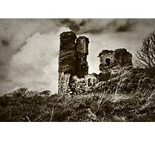 De Burgo Castle Photographic Print